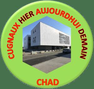 CHAD – Cugnaux Hier Aujourd'hui Demain Logo