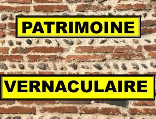 Patrimoine vernaculaire