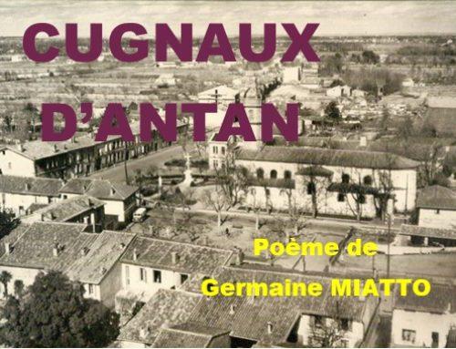 CUGNAUX D'ANTAN